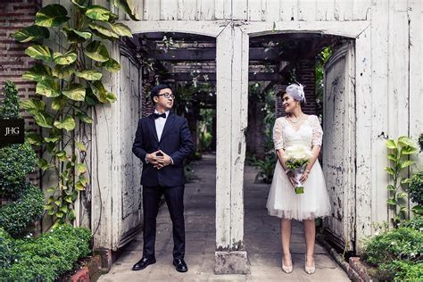 A Classic Vintage Civil Wedding by JHG Photography   One