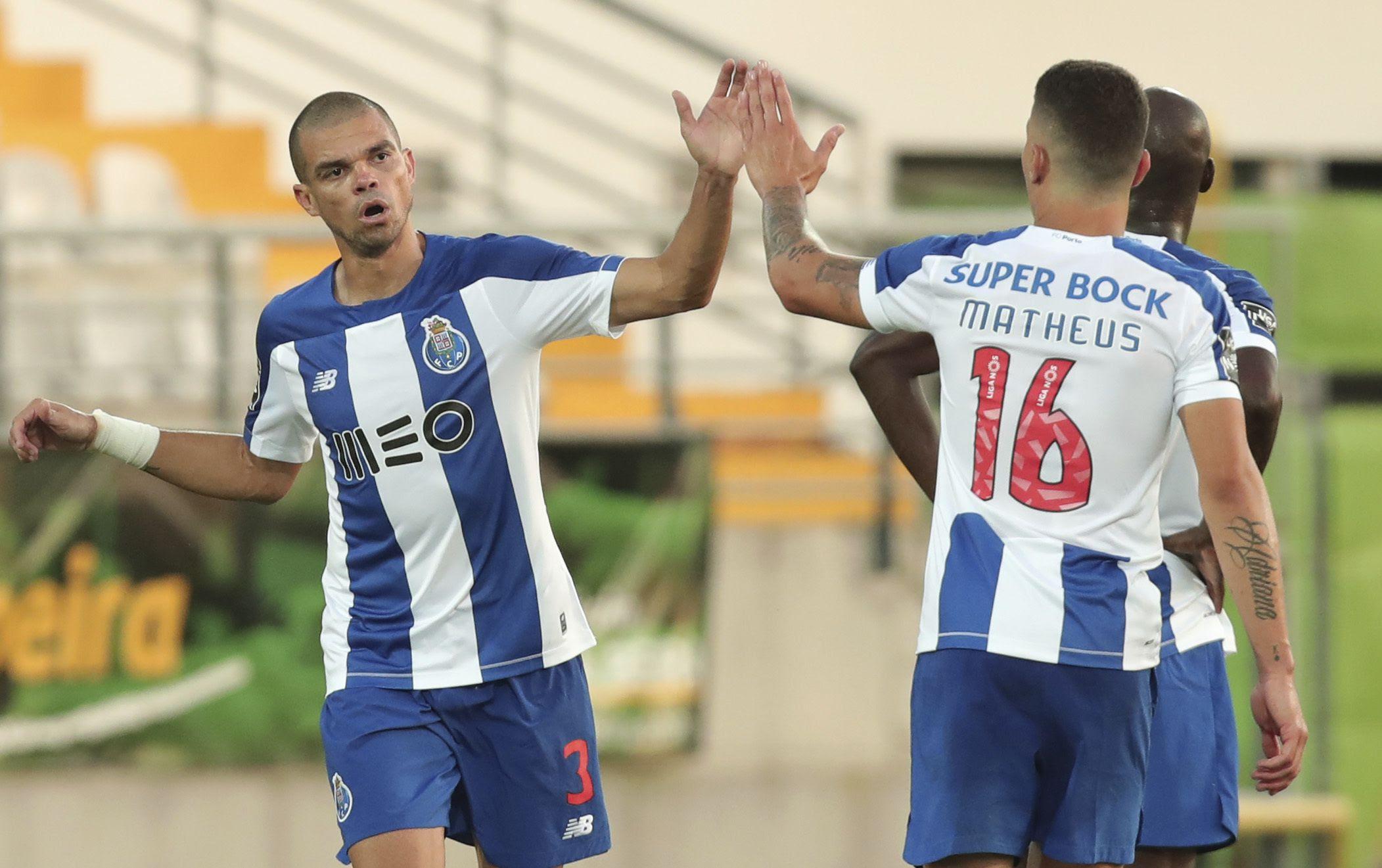 Fc Porto Vs Sporting Cp Free Live Stream 7 15 20 Watch O Classico In Primeira Liga Online Time Tv Channel Nj Com