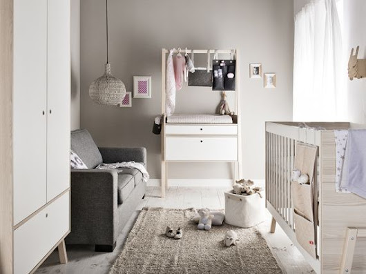 BABY VOX Spot Baby – 3 meubles – lit 140×70, commode, armoire