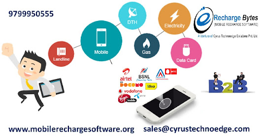 Growth Your Business with B2B Mobile Recharge Software