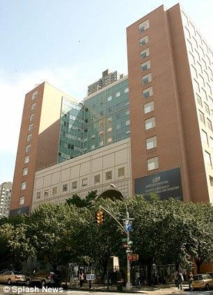 Esperando um VIP: Roosevelt Hospital de St. Luke, em Nova York
