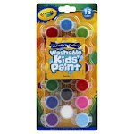 Crayola Kid's Paint, Washable
