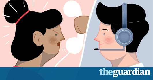 The secret life of a call centre worker: a degree of compassion never hurts | Anonymous | Opinion | The Guardian