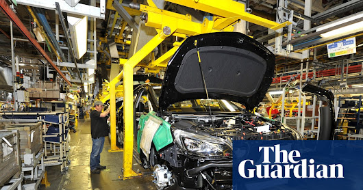 UK manufacturing growth hits 25-month low amid Brexit fears | Business | The Guardian
