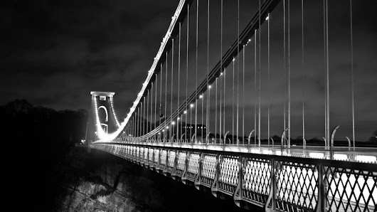 News Clifton Suspension Bridge - 360 Vision Technology