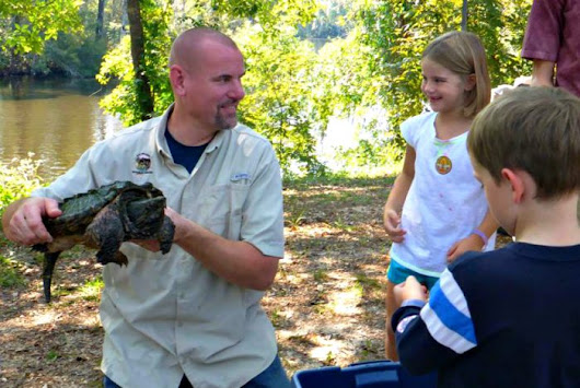 Fishing, Kayaking, Archery: Explore the Outdoors at Fall Festival
