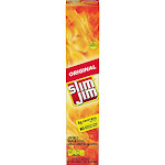 Slim Jim Original Giant Smoked Snacks - 24 sticks, 0.97 oz box