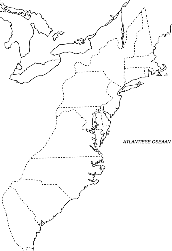 Image Result For New York Map America