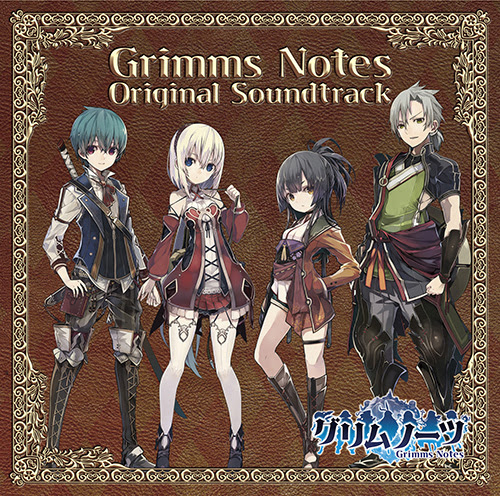 Review: Grimms Notes Original Soundtrack | Scarlet Moon Productions / Blog