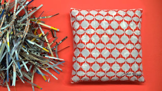 Ikea Is Stuffing New Cushions With Old Shredded Catalogs