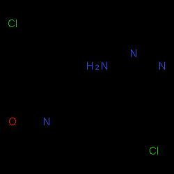 ChemSpider 2D Image | tipifarnib | C27H22Cl2N4O