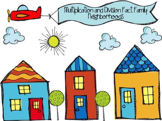 Fancy Free in Fourth: A Fact Family Neighborhood