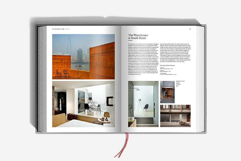 The Design Hotels Book 2018 Design Hotels
