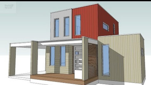 Design your own tiny house using sketchup autos post for Design your own tiny home