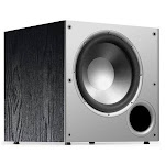 Polk Audio PSW10 10-inch, 100W Powered Subwoofer, Black