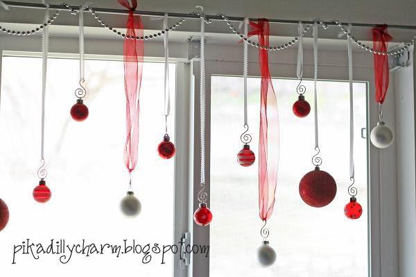 Pikadilly Charm: Window Decorations