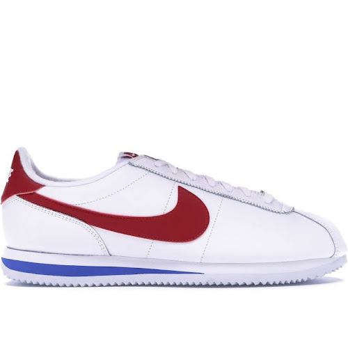 size 40 2c500 5a9dd Nike Cortez Basic Leather OG Men's Shoe, Size 9, White ...