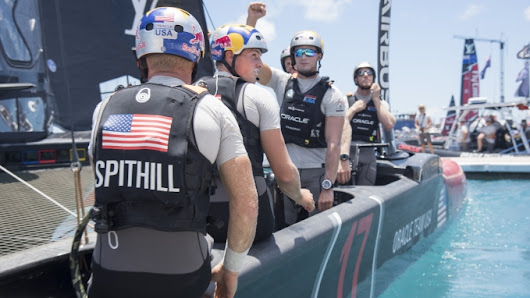 Race Day Briefing: Match Day 5 -- All In
