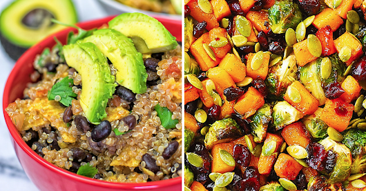 32 Fall Recipes With No Meat Or Dairy