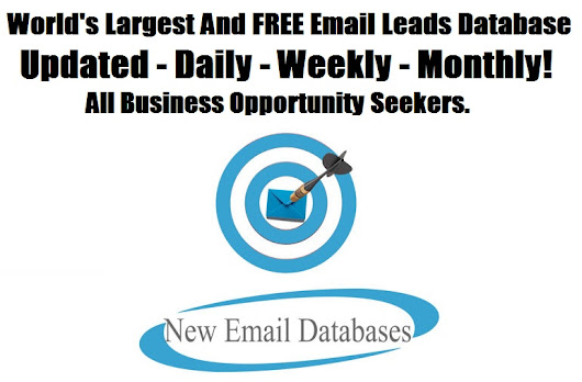 World's Largest Email Leads Database |