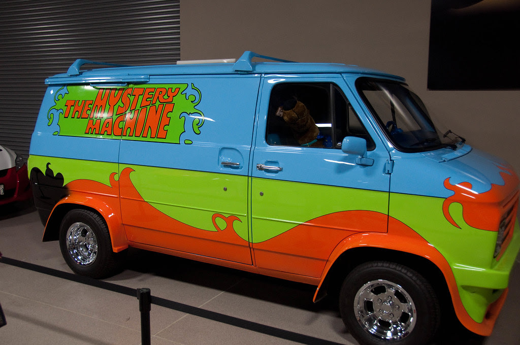 Mystery Machine From The Movie Dave Herholz Flickr