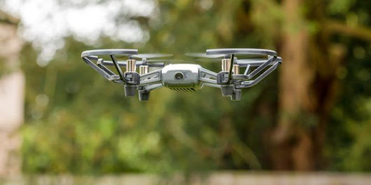DJI Tello: The Cutest Little Drone Ever, and Only $99 (Review & Giveaway!)