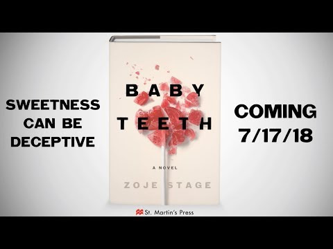 BABY TEETH Review & print galley giveaeway!
