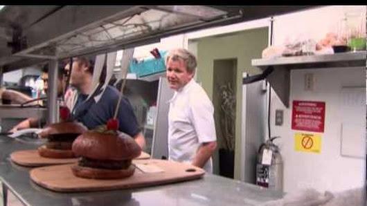 burger kitchen kitchen nightmares - Kitchen Cabinets