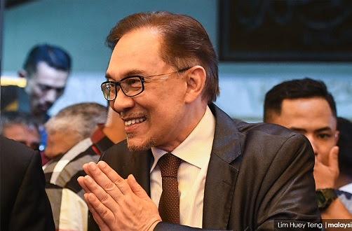 Anwar sangkal akan bertanding di Pandan