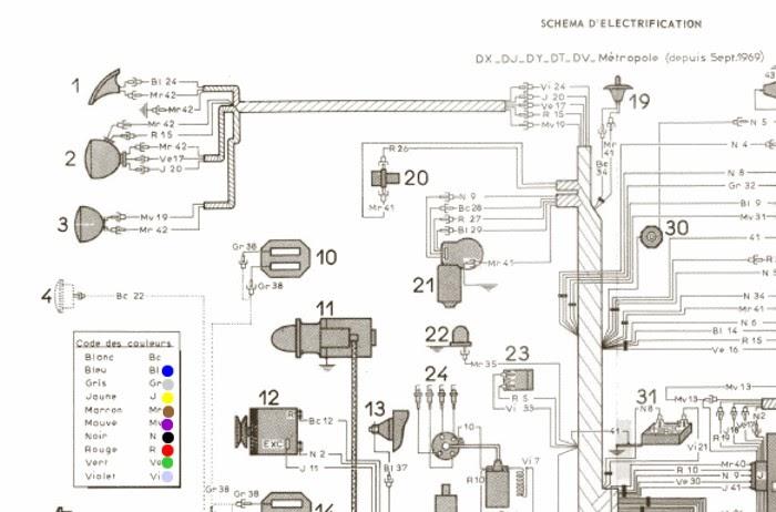 Citroen C4 Schaltplan Download