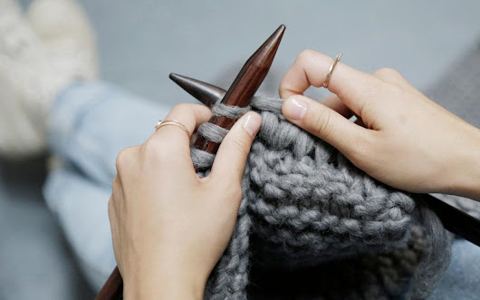 Knitting should be prescribed on NHS to lower blood pressure, reduce depression and slow dementia