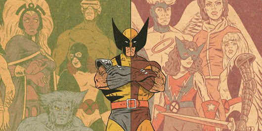 SDCC: Ed Piskor Reveals X-Men Grand Design for Marvel Comics
