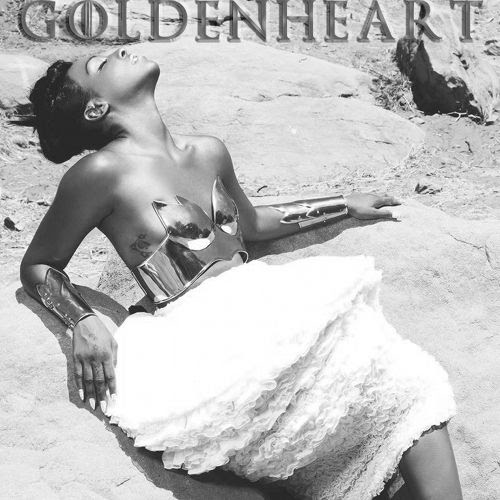 Golden Heart (Album Cover), Dawn Richard
