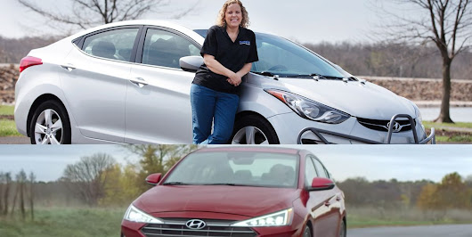 Woman Drives Hyundai Elantra a Million Miles – Gets Gifted a New One