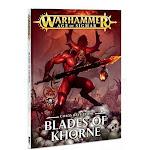 Warhammer Age Of Sigmar Battletome: Blades Of Khorne Hardback