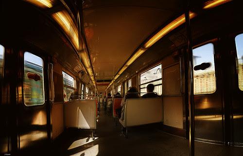 Metro de Santiago, Panorámica by Manuel Venegas
