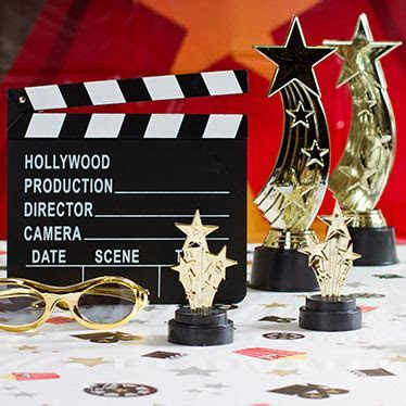 Hollywood Party Supplies & Fancy Dress   Party Delights