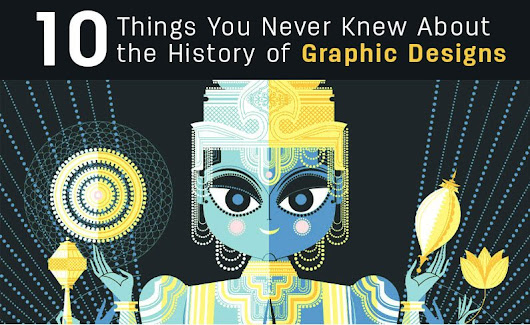 10 Things You Never Knew About the Graphic Design History