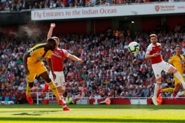 a06ad257e Arsenal 2-3 Crystal Palace