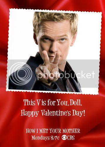 HIMYM Valentine Day