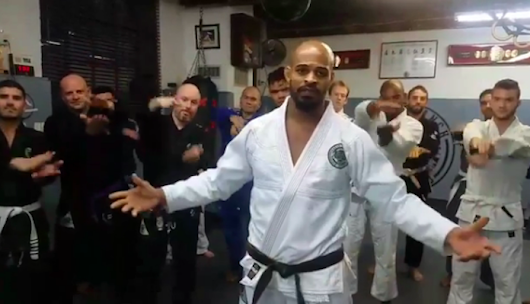 "After being turned down, David Branch makes epic follow-up call-out of ""Jacare"" 