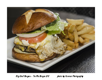 Truffle Burger KCI1426 et