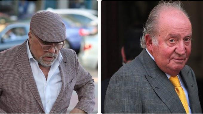 Las revelaciones del ex comisario Villarejo obligaron a Juan Carlos I a desaparecer de la vida pública?