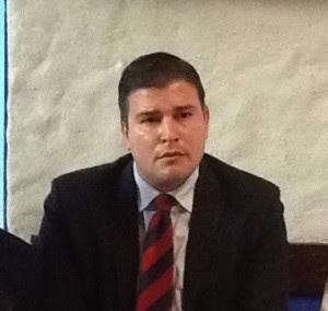 Presidente del PUSC Gerardo Vargas. CRH