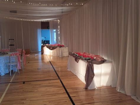Best 25  Gym wedding reception ideas on Pinterest