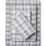 Eddie Bauer Flannel Sheet Set, Queen, Beacon Hill