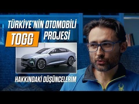 Türkiye'nin otomobili TOGG projesi hakkında