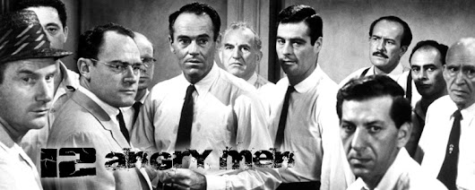 12 Angry Men / 12 Kızgın Adam / 1957 / Film / Hangar Design