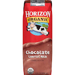 Horizon Organic Lowfat Milk, Chocolate - 18 pack, 8 fl oz cartons