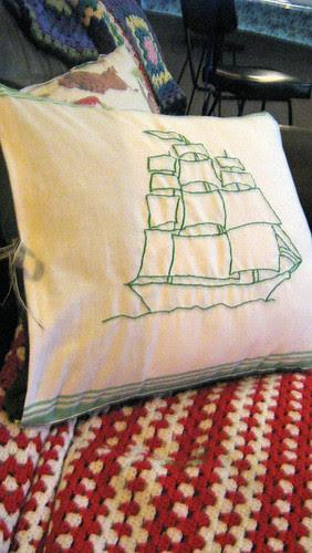My Shippy Stitching